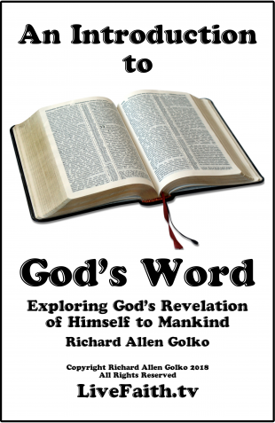 An Introduction to God's Word Cover